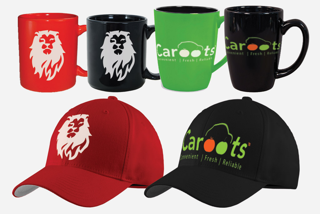 Cups and Caps